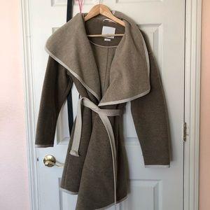 Aritzia (Wilfred) tied coat